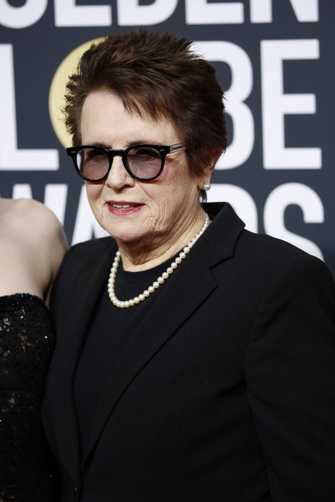 Billie Jean King, lesbian