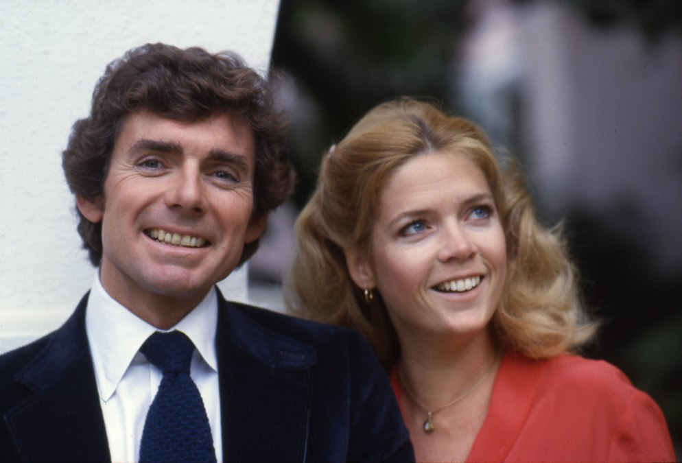 Meredith Baxter, David Birney