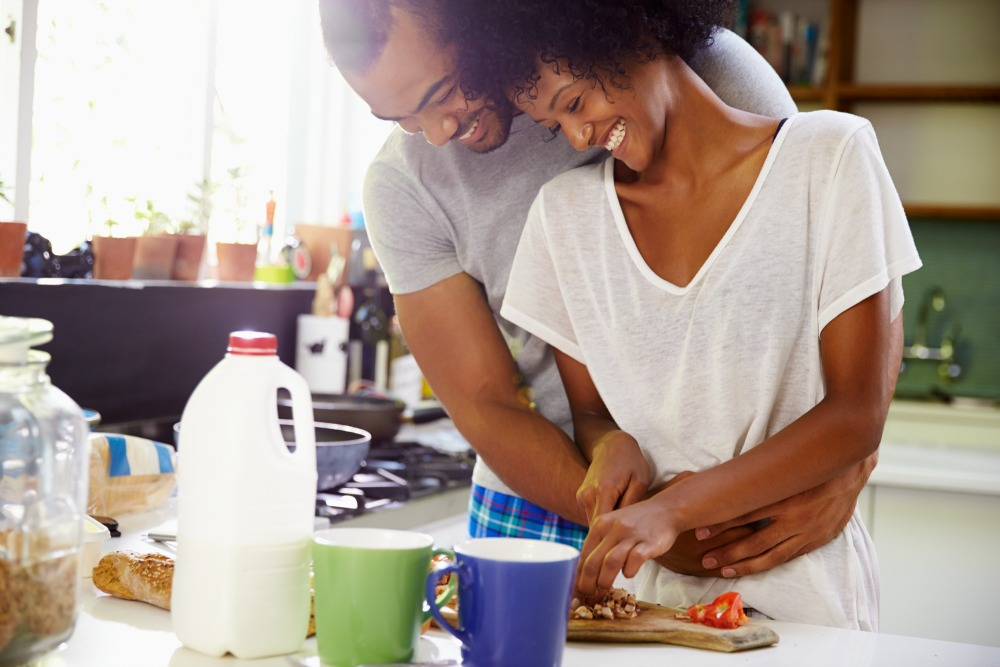 Do Couples Who Share Chores Have Better Sex Lives?