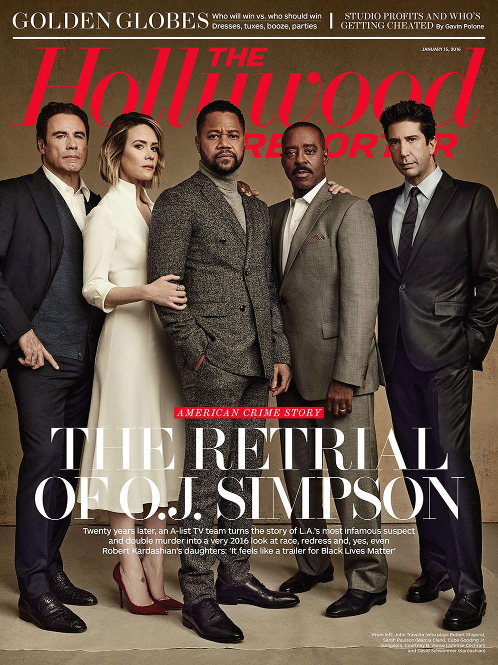 Cuba Gooding Jr. Said He Had An Emotional Breakdown Portraying O.J. Simpson