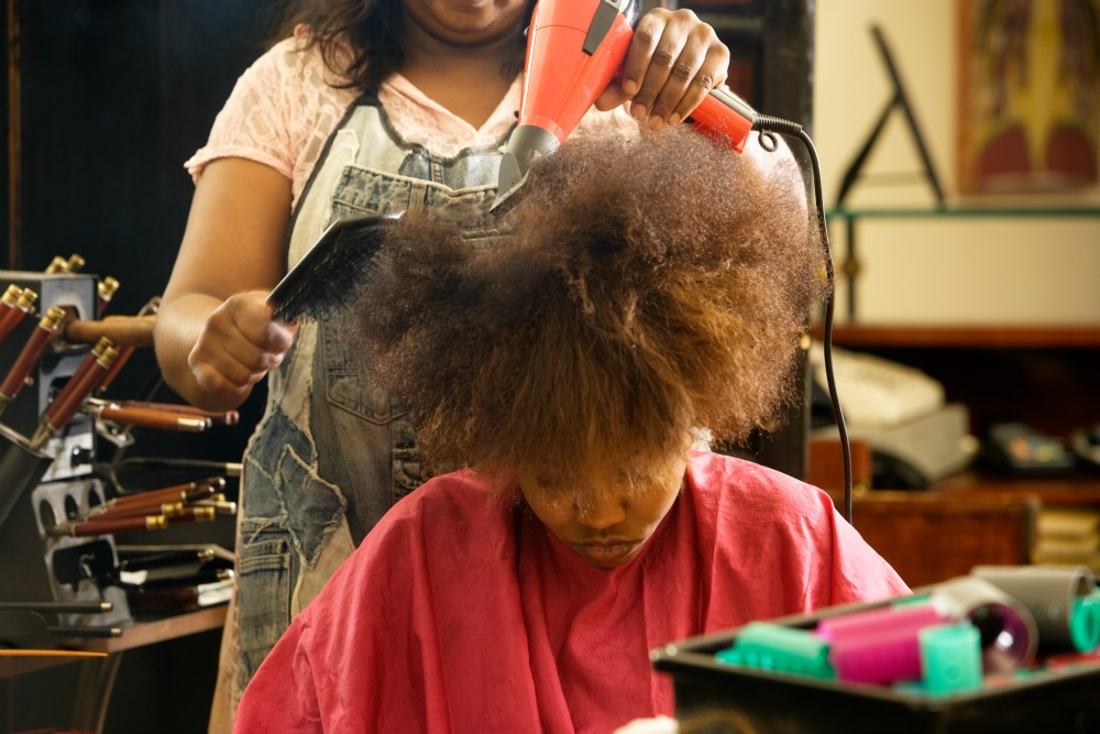 Relaxer Into Your Shampoo