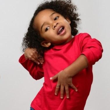 dance girl music toddler