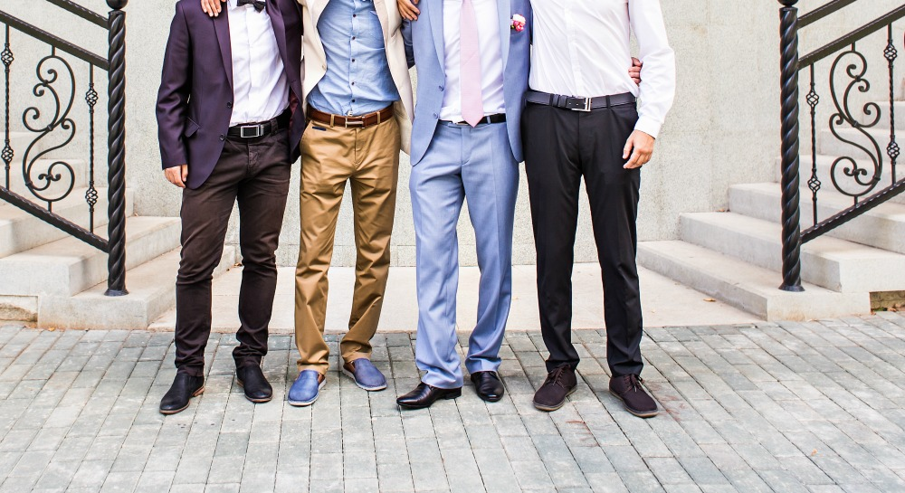 Study Claims Groomsmen Spend More On Weddings Than Bridesmaids