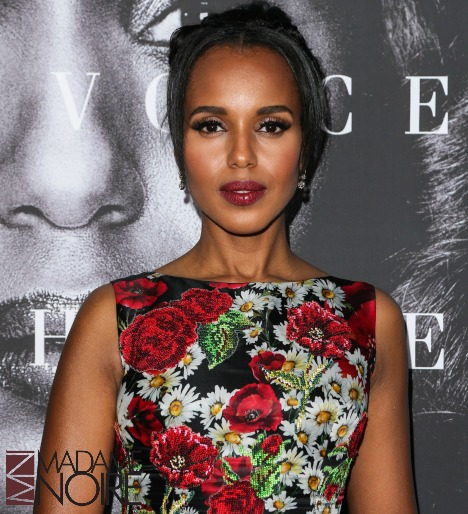 """Kerry Washington Says Her Life Was Toxic Before """"Scandal"""""""