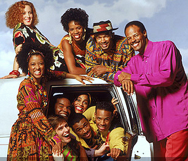 """T'Keyah Crystal Kemah Talks The End Of """"In Living Color,"""" Caring For A Grandmother Living With Alzheimer's & Raven Symoné"""