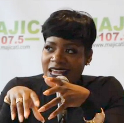 Fantasia Talks Fasting For Seven Months Before Meeting Her Husband