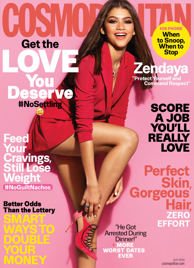Zendaya Coleman Recognizes Her Privilege As A Lighter Skinned Woman