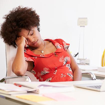Nap Sleeping Desk