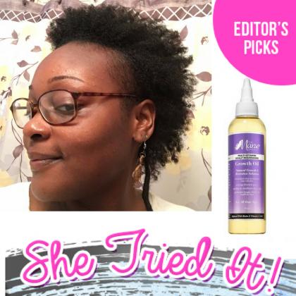 SheTriedIt Hair Growth Oil 8