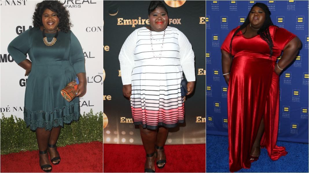 Gabby Sidibe weight loss