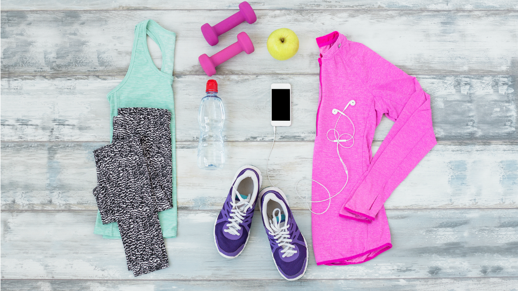 workout clothes, fitness subscription box
