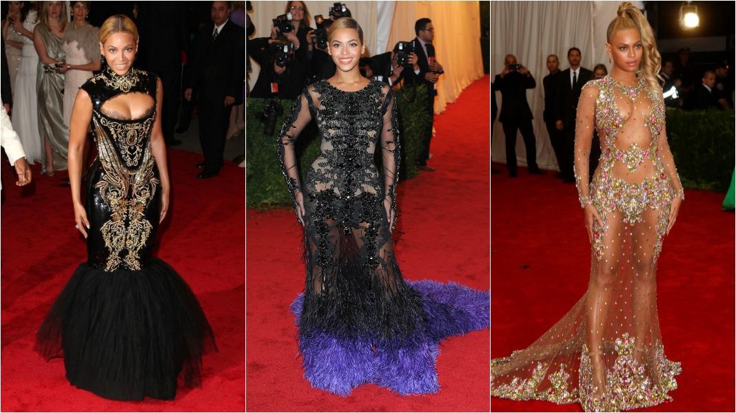 Beyonce prom
