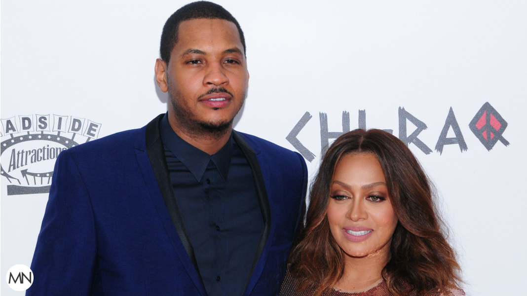 Lala and Carmelo Anthony seperated