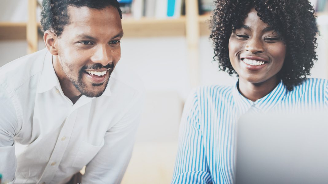 How To Flirt At Work Without Being Unprofessional