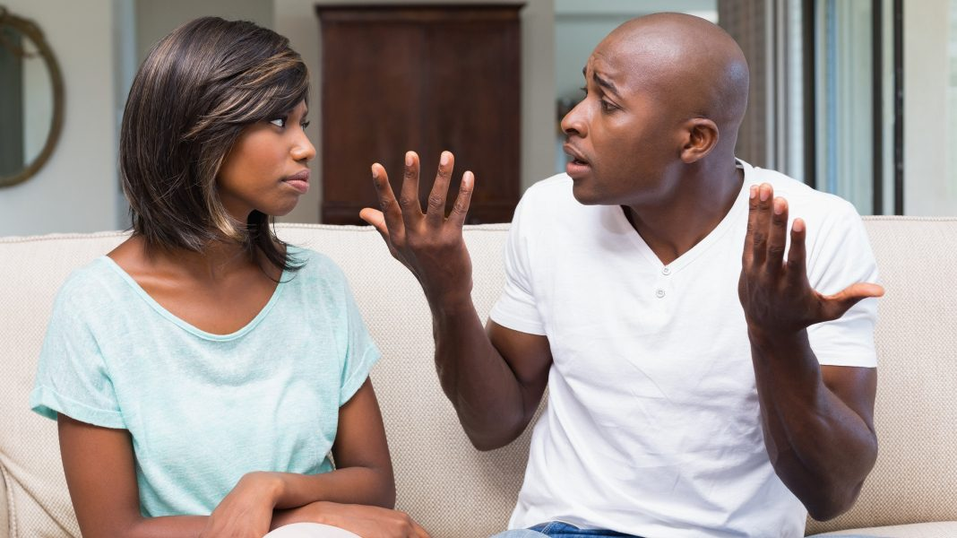 If the Man is Financially Dependent on the Woman