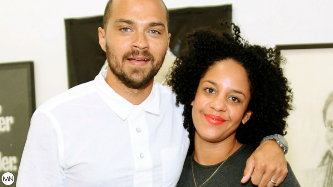 Jesse Williams wife