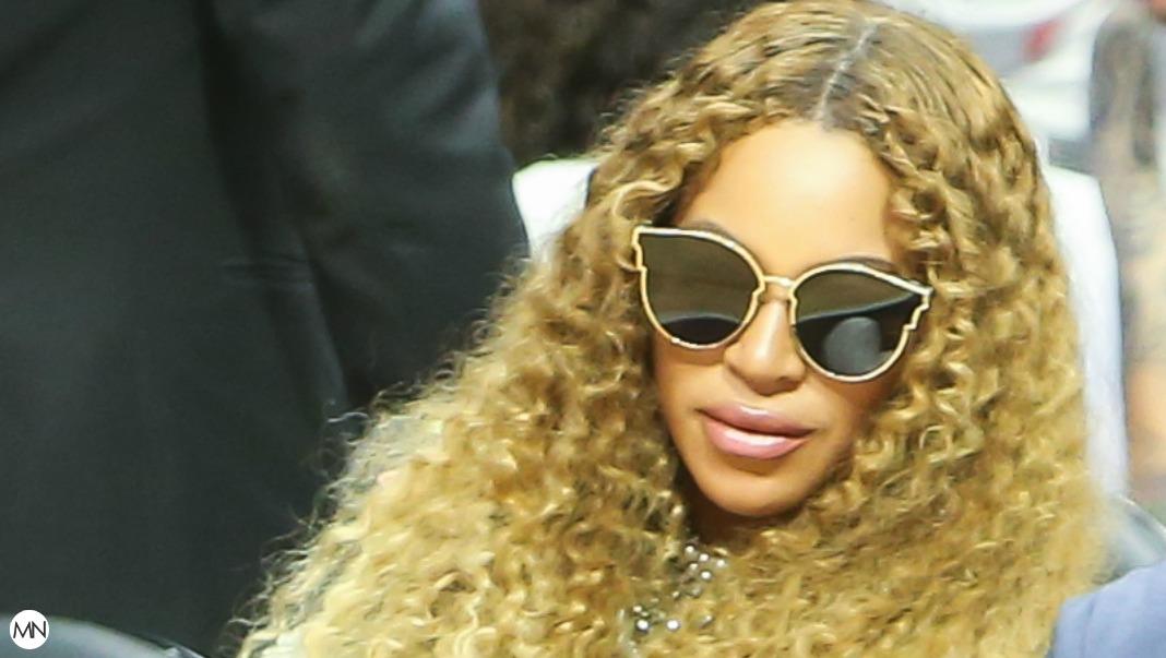 Beyonce lips