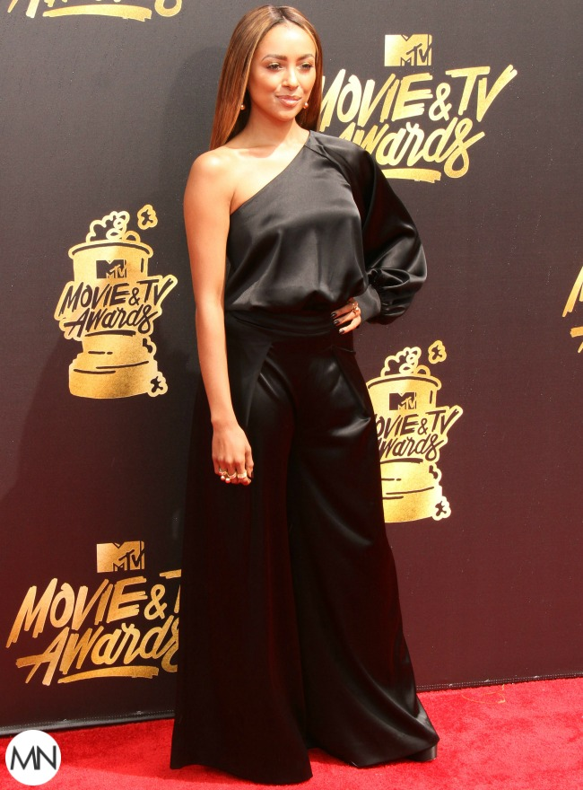 Kat Graham MTV Movie & TV Awards