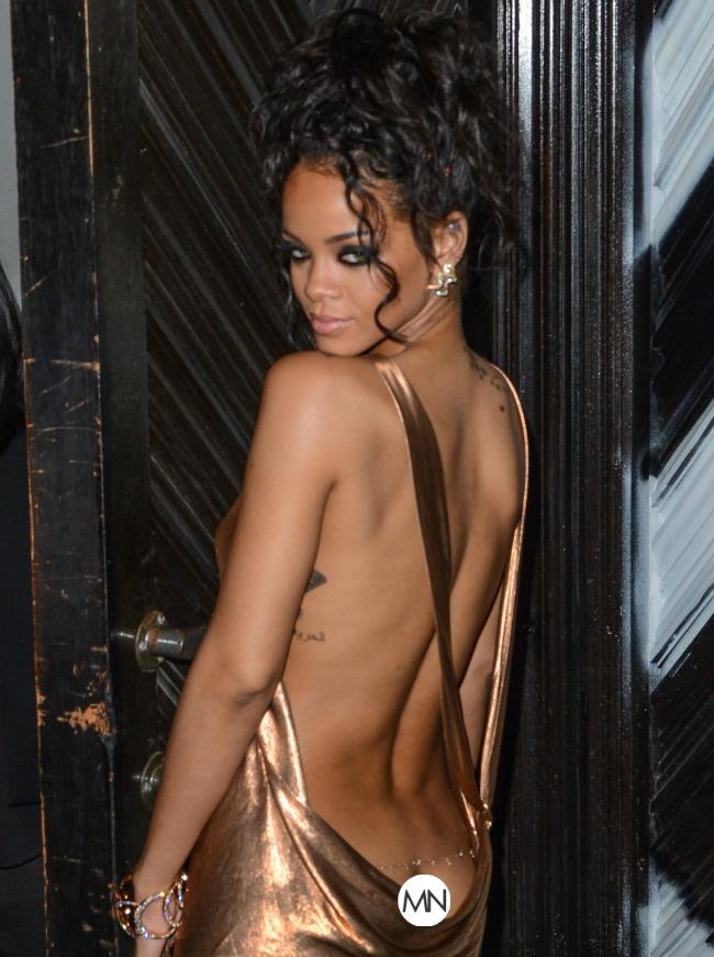 Rihanna Met Gala after-party
