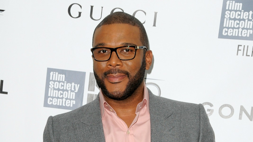 Tyler Perry Financially Provides For Abusive Father