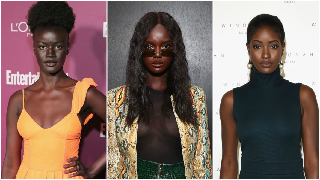 Khoudia Diop Duckie Thot And 10 Other Dark Skinned Models Dominating Madamenoire