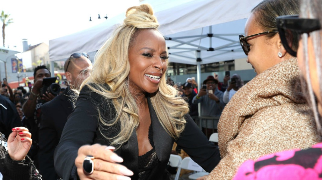 mary j. blige shares sexual abuse led to substance abuse