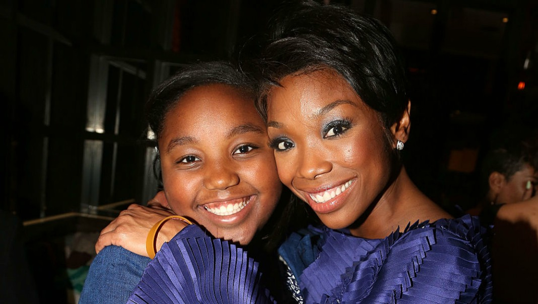 Brandy daughter