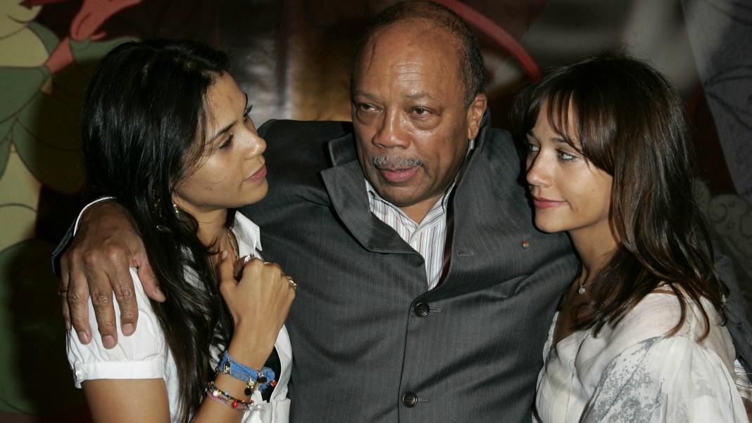 Quincy Jones daughters