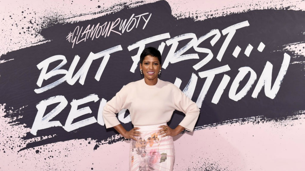 tamron hall is unbothered