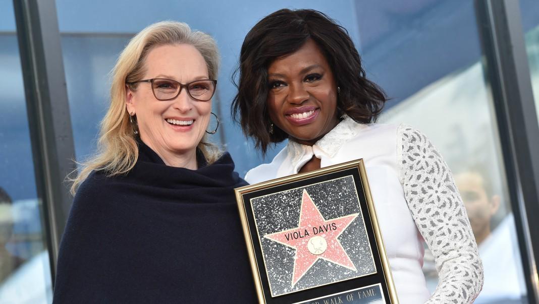 Viola Davis Meryl Streep