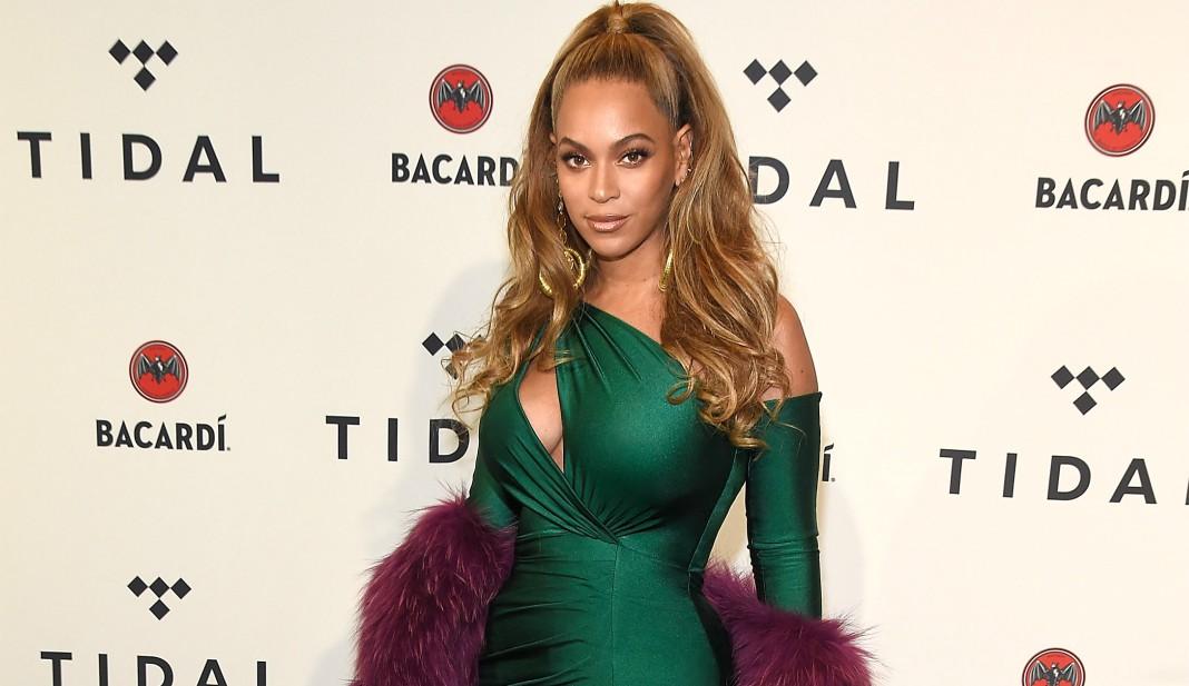 Beyonce vegan