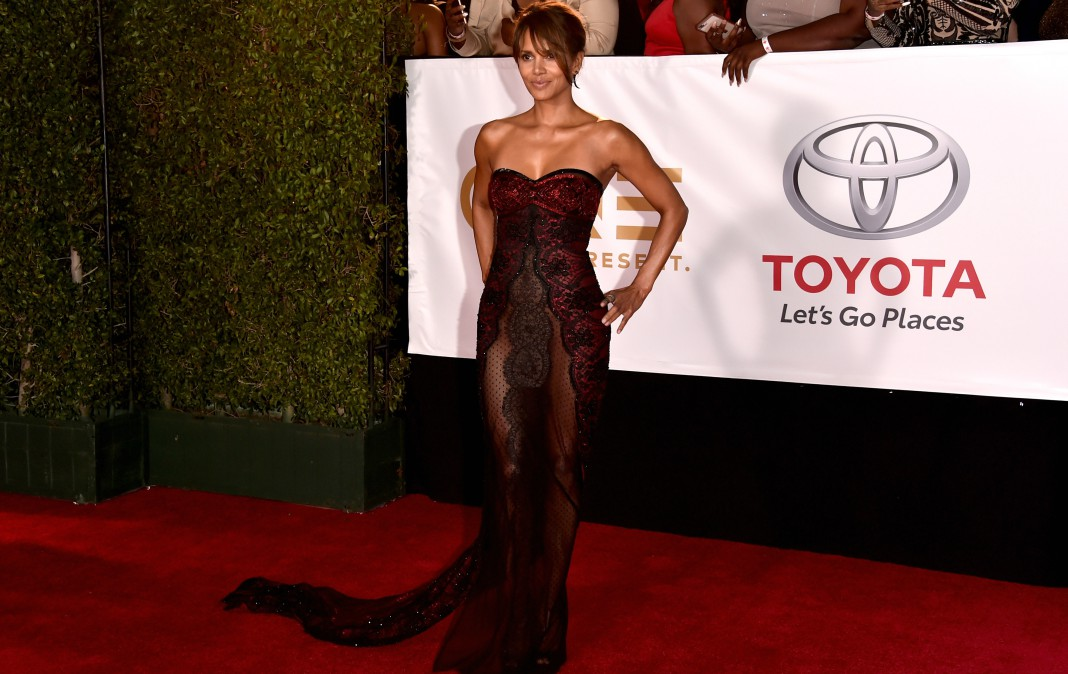 Halle Berry trainer