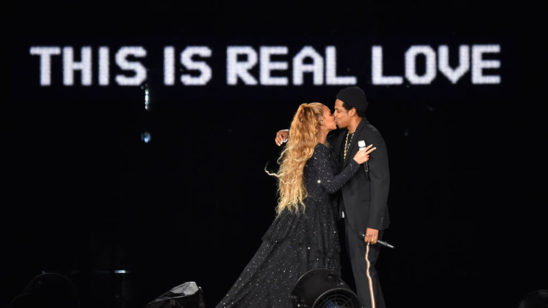 beyoncé and jay-z release intimate photos for otr II