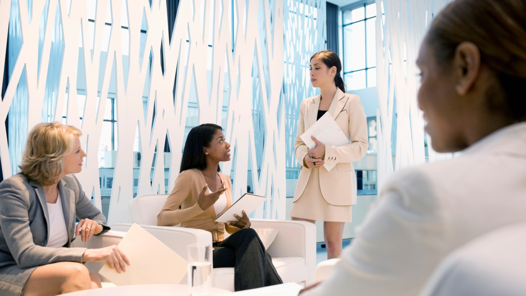 infantilization of women in the workplace