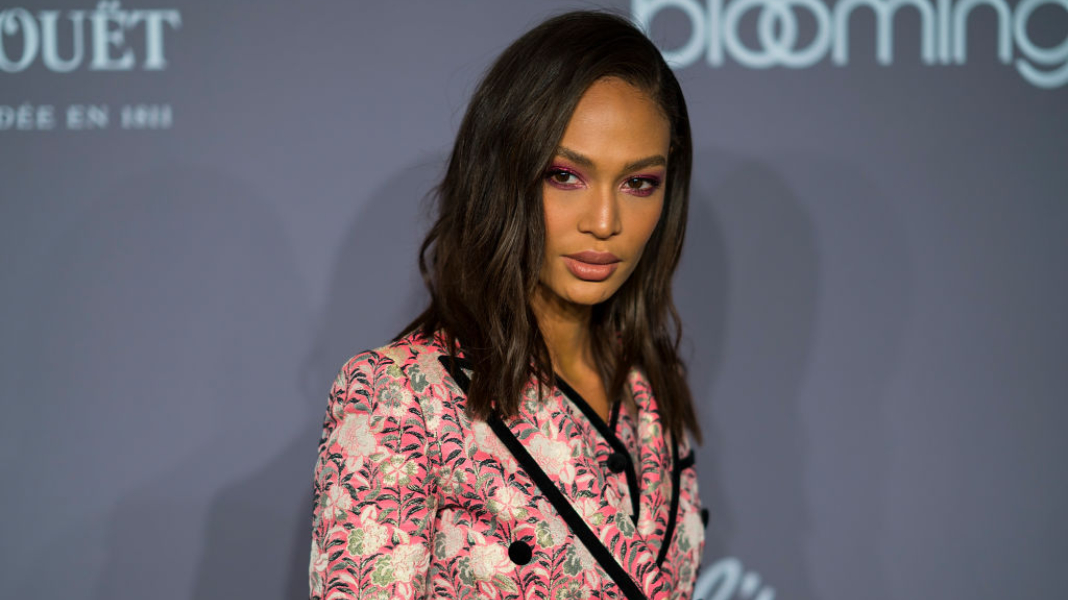 joan smalls launched smart and sexy lingerie line