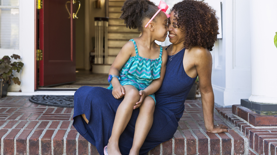 Maternal love meaning