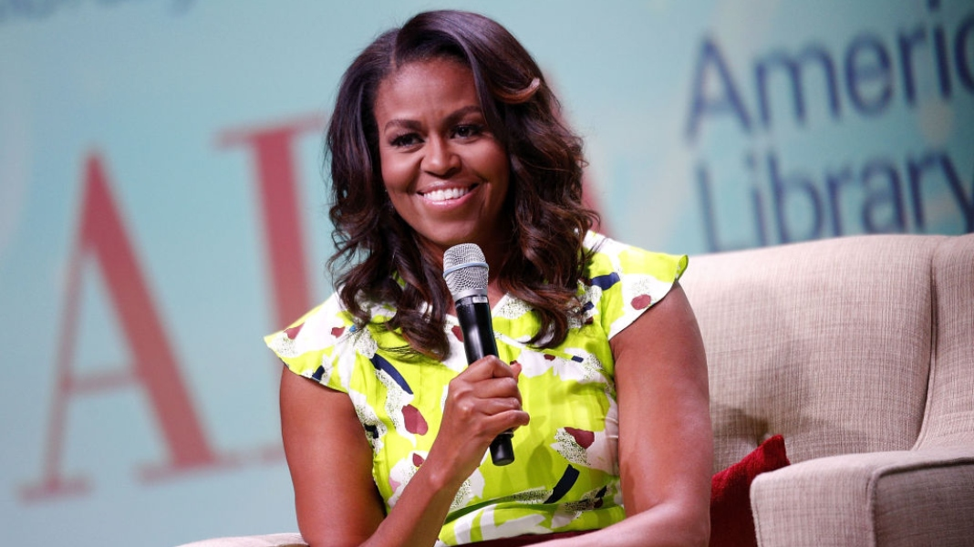 michelle obama announces becoming book tour