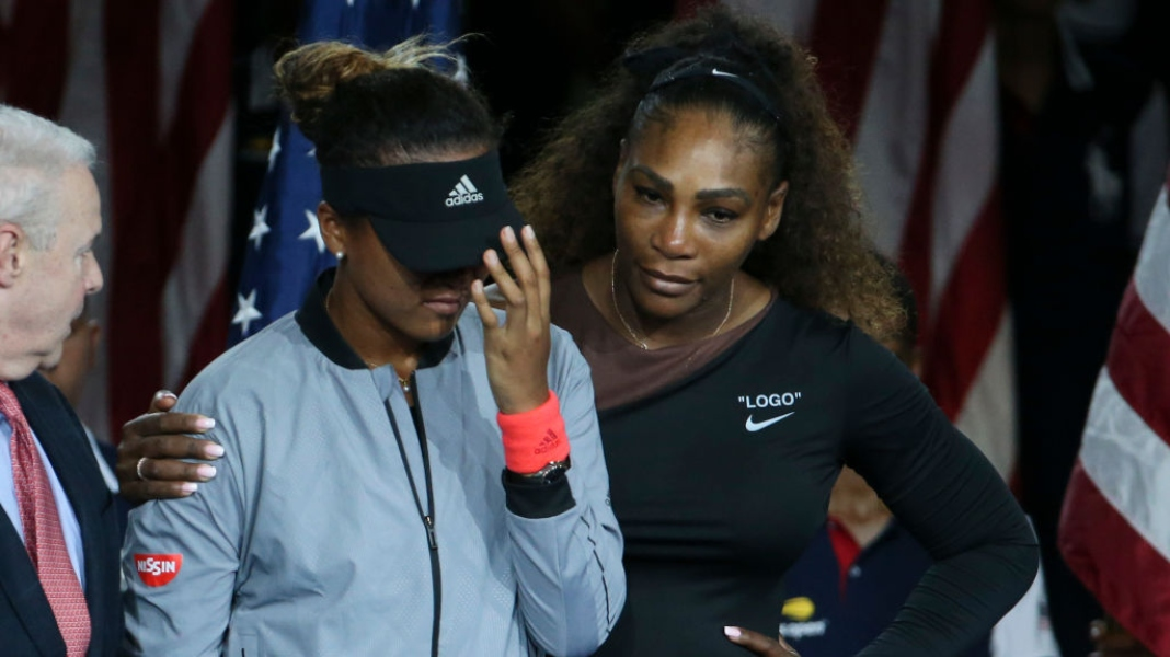 serena williams calls out umpire for sexism