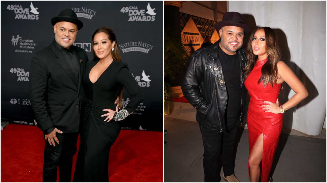 Israel Houghton weight loss