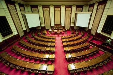 Senate Chamber in Georgia State Capitol
