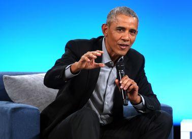 Obama Foundatino summit