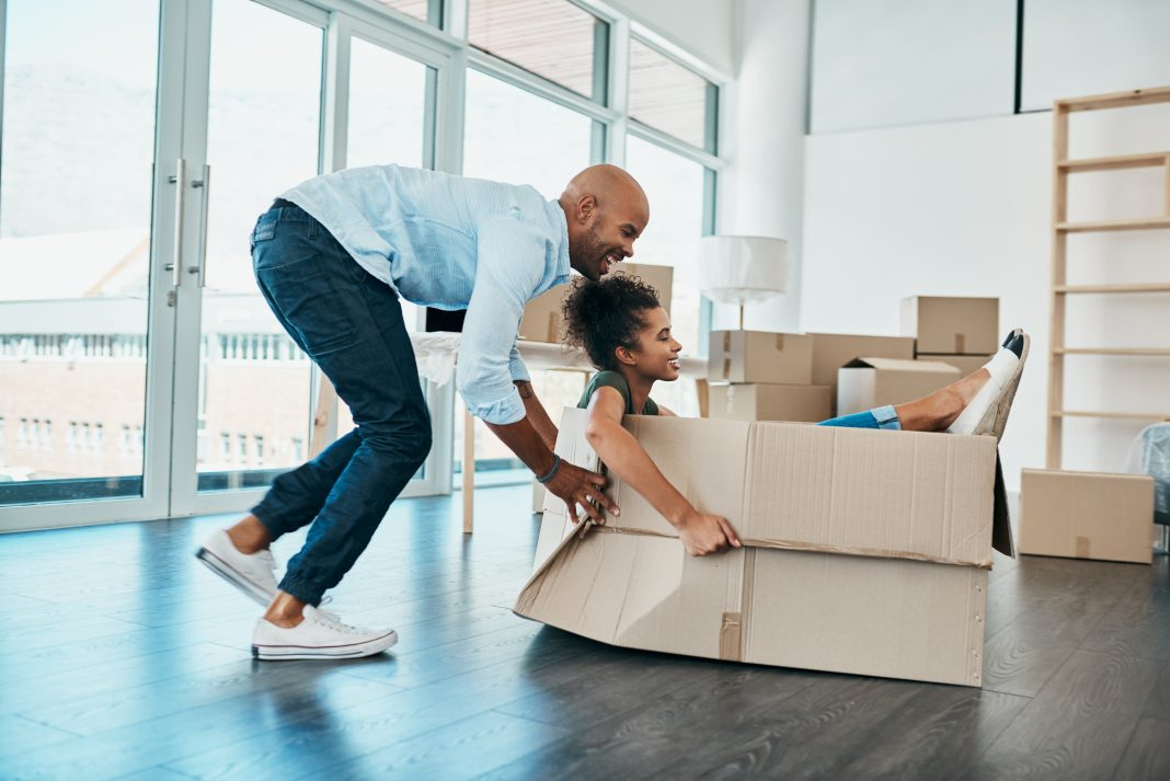 moving for work and relationships