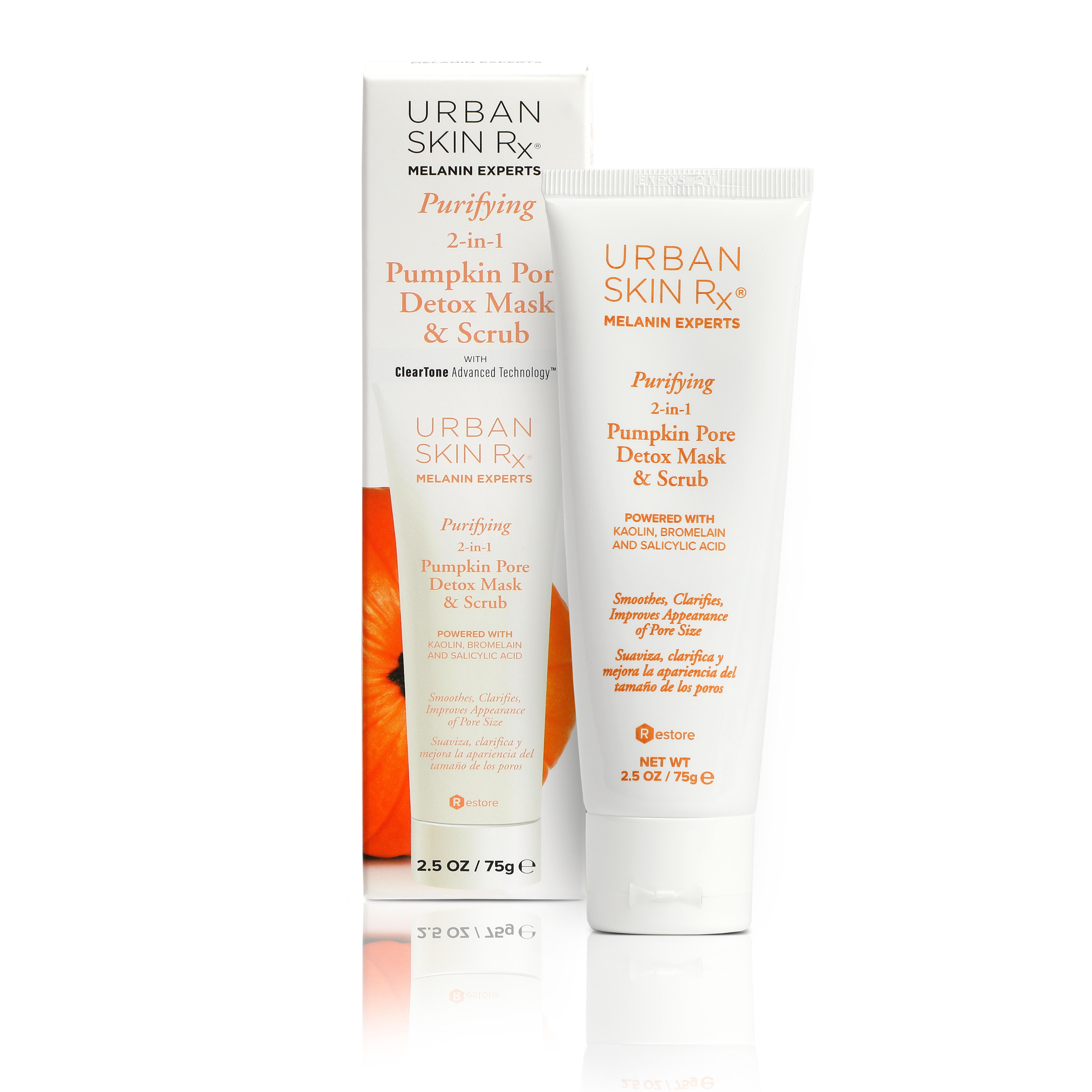 Urban Skin Rx Purifying Pumpkin Pore Mask