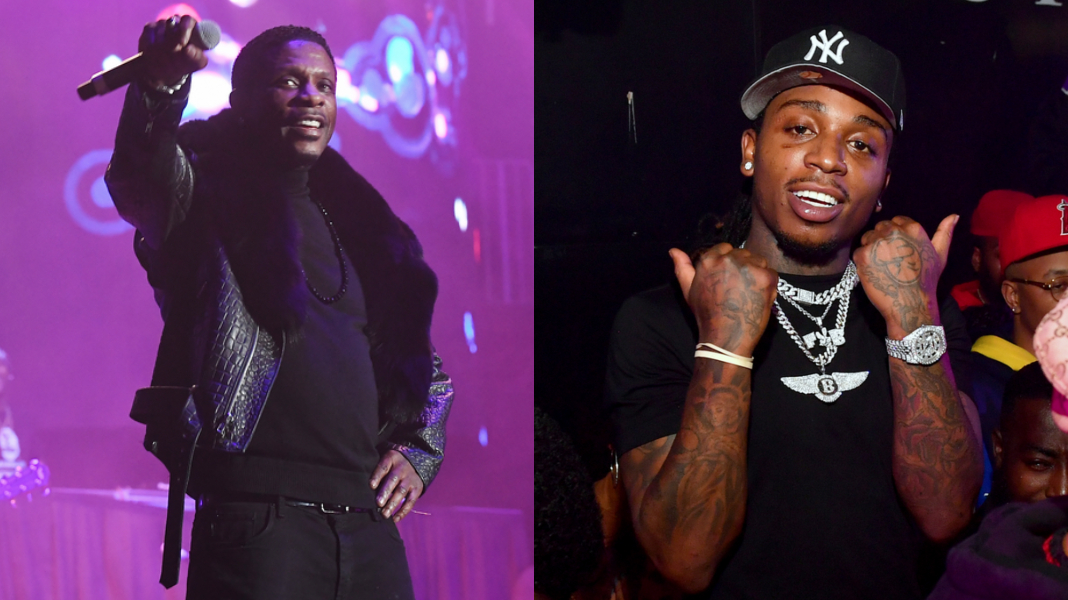 Keith Sweat and Jacquees