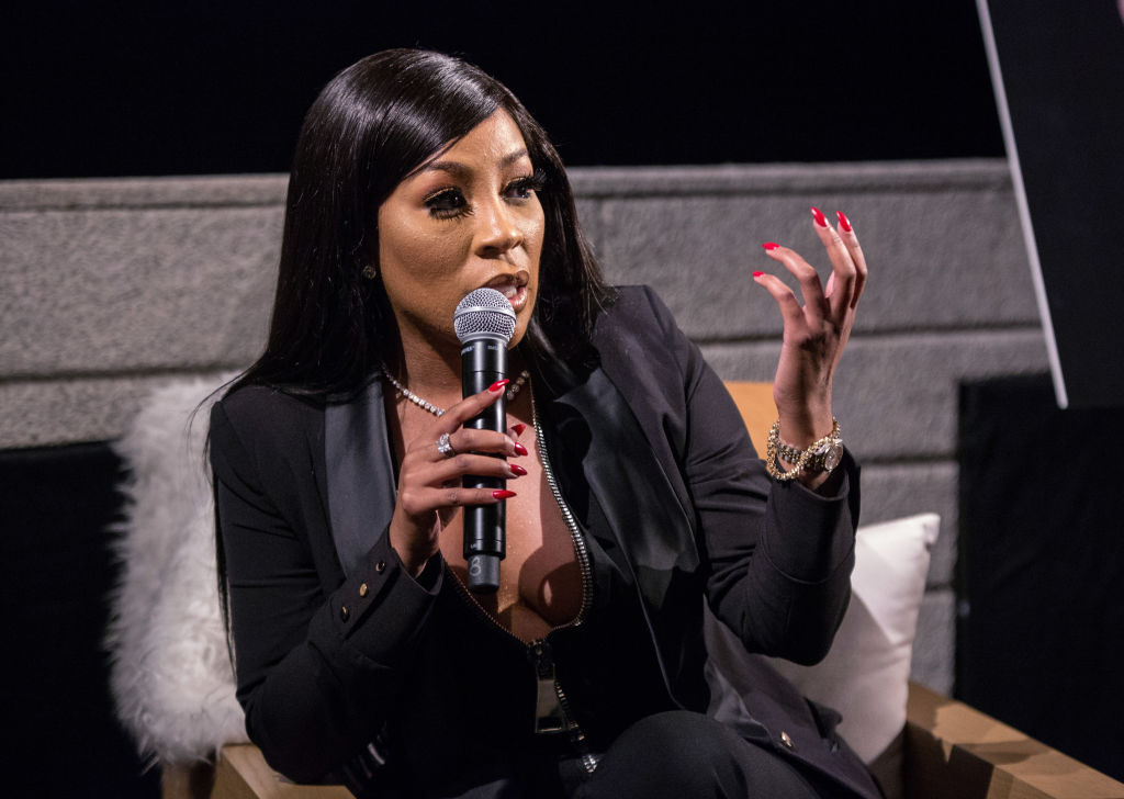 Everything K. Michelle's Said About Idris Elba Over The ...