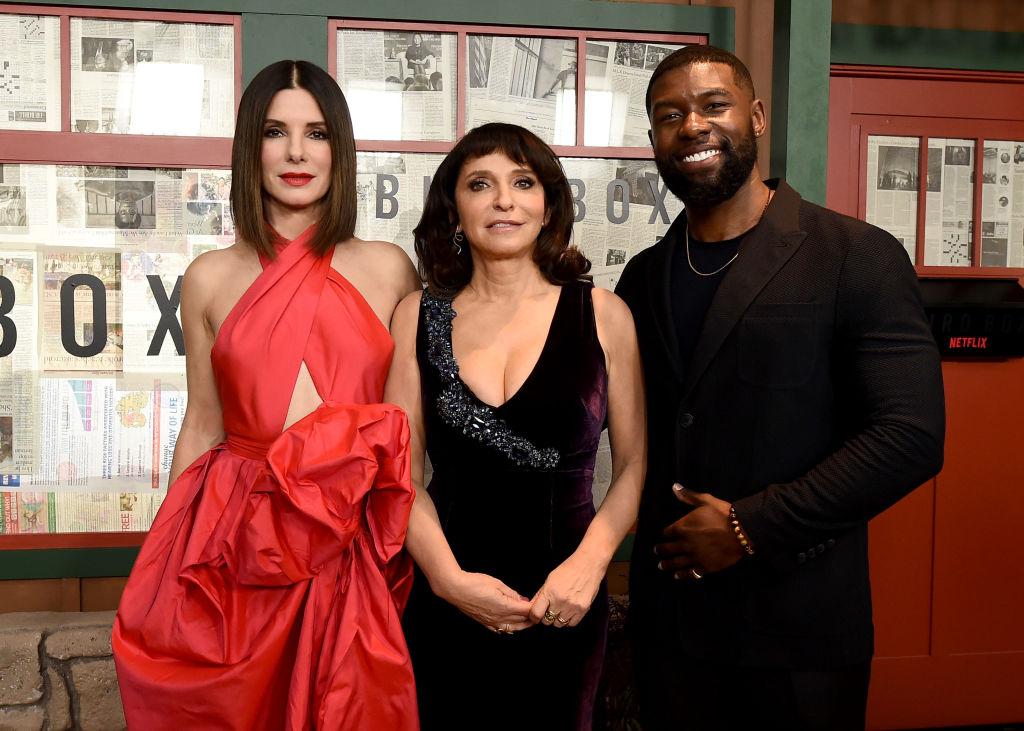 New York Special Screening Of The Netflix Film 'BIRD BOX'