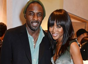 Naomi Campbell Launches Fashion For Relief Pop-Up At Westfield London