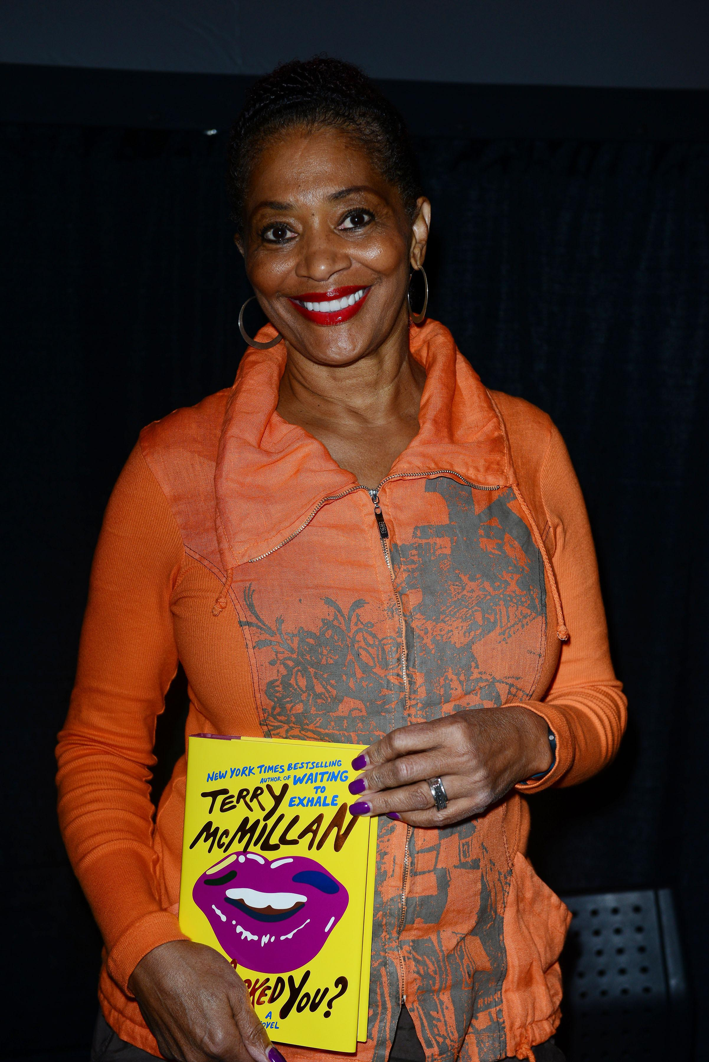 Miami Book Fair International 2013 - Terry McMillan