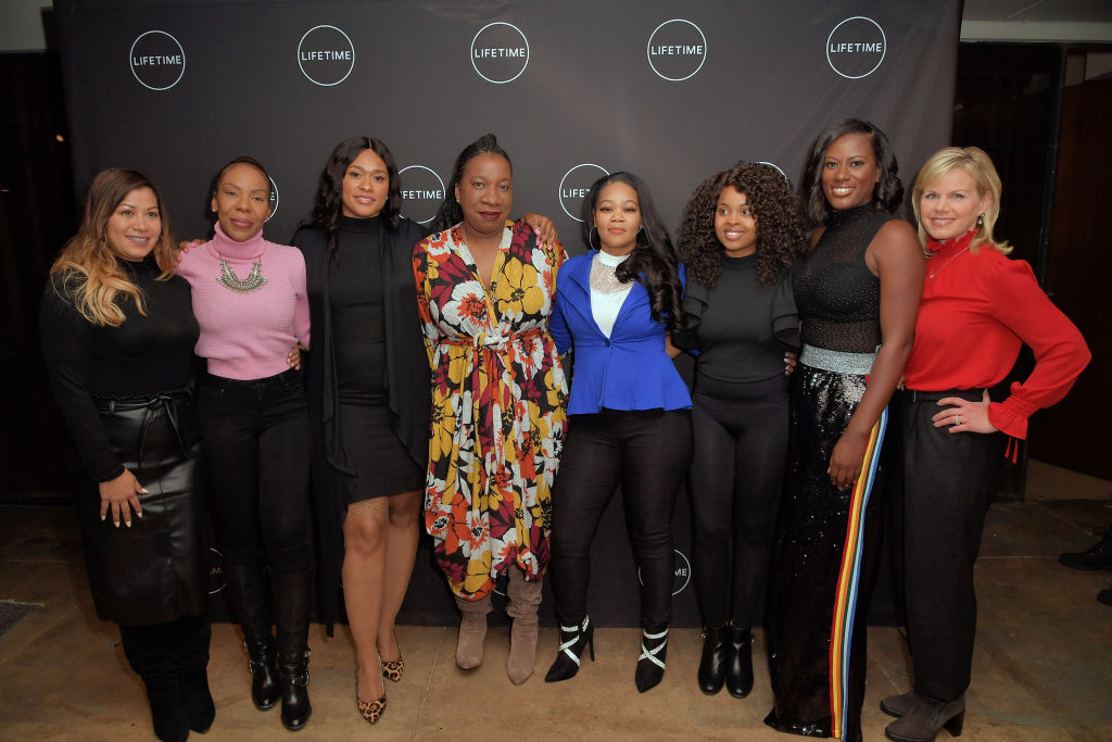 Lifetime / NeueHouse NY Luminaries Present 'Surviving R. Kelly' With Civil Rights Activists And Survivors