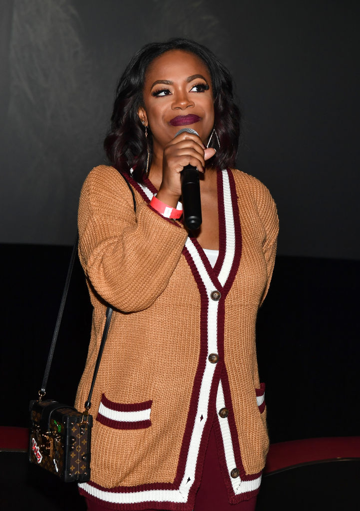 Lil Rel Howery Attends Atlanta Screening Of Netflix's BIRD BOX Hosted By Real Housewives Of Atlanta Star, Kandi Burruss On December 19